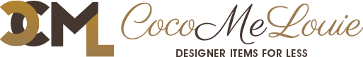 Coco Me Louie – Designer Items For Less
